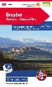 Cover-Bild zu Hallwag Kümmerly+Frey AG (Hrsg.): Greyerzerland Nr. 15 Velokarte 1:60 000. 1:60'000