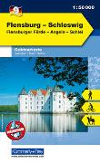 Cover-Bild zu Hallwag Kümmerly+Frey AG (Hrsg.): Flensburg - Schleswig Nr. 09 Outdoorkarte Deutschland 1:50 000. 1:50'000