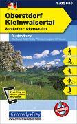 Cover-Bild zu Hallwag Kümmerly+Frey AG (Hrsg.): Oberstorf Kleinwalsertal Nr. 01 Outdoorkarte Deutschland 1:35 000. 1:35'000
