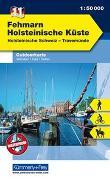 Cover-Bild zu Hallwag Kümmerly+Frey AG (Hrsg.): Fehmarn - Hosteinische Küste Nr. 11 Outdoorkarte Deutschland 1:50 000. 1:50'000