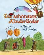 Cover-Bild zu Grasberger, Ulrich (Hrsg.): Die schönsten Kinderlieder in Texten und Noten