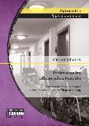 Cover-Bild zu Schwenk, Michael: Professionelles pflegerisches Handeln: Professionelle Pflege im Kontext aktueller Entwicklungen der Pflegeausbildung (eBook)