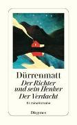 Cover-Bild zu Dürrenmatt, Friedrich: Der Richter und sein Henker / Der Verdacht