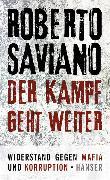 Cover-Bild zu Der Kampf geht weiter von Saviano, Roberto
