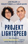 Cover-Bild zu Projekt Lightspeed von Miller, Joe