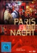 Cover-Bild zu Anger, Cédric: Paris bei Nacht