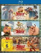 Cover-Bild zu Astier, Alexandre: Asterix und das Geheimnis des Zaubertranks & Asterix im Land der Götter & Asterix und die Wikinger
