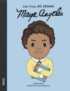 Cover-Bild zu Kaiser, Lisbeth: Maya Angelou