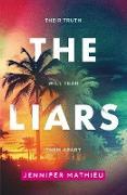 Cover-Bild zu The Liars (eBook) von Mathieu, Jennifer