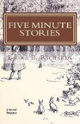 Cover-Bild zu Richards, Laura E.: Five Minute Stories (eBook)