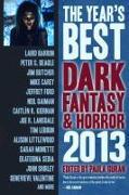 Cover-Bild zu Peter S. Beagle: The Year's Best Dark Fantasy & Horror: 2013 Edition