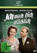 Cover-Bild zu Heinz Rühmann (Schausp.): Ich mach dich glücklich
