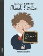 Cover-Bild zu Sánchez Vegara, María Isabel: Albert Einstein