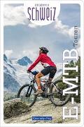 Cover-Bild zu Hallwag Kümmerly+Frey AG (Hrsg.): E-Mountainbike Touren Erlebnis Schweiz