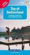 Cover-Bild zu Maurer, Raymond: Top of Switzerland La Suisse au fil de l'eau