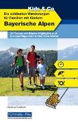 Cover-Bild zu Queitsch, Gudrun: Bayerische Alpen, Kids & Co