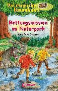 Cover-Bild zu Osborne, Mary Pope: Das magische Baumhaus (Band 59) - Rettungsmission im Naturpark (eBook)