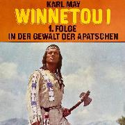 Cover-Bild zu May, Karl: Karl May, Winnetou I, Folge 1: In der Gewalt der Apatschen (Audio Download)