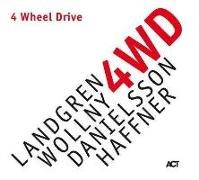 Cover-Bild zu Landgren: 4 Wheel Drive