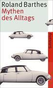 Cover-Bild zu Barthes, Roland: Mythen des Alltags