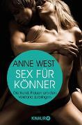 Cover-Bild zu West, Anne: Sex für Könner