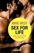 Cover-Bild zu West, Anne: Sex for life (eBook)