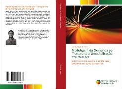 Cover-Bild zu Meyer de Freitas, Lucas: Modelagem da Demanda por Transportes: Uma Aplicação em MATLAB
