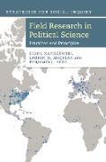 Cover-Bild zu Kapiszewski, Diana: Field Research in Political Science
