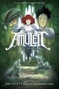 Cover-Bild zu Amulett #4 von Kibuishi, Kazu