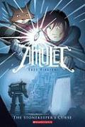 Cover-Bild zu Amulet 02: The Stonekeeper's Curse von Kibuishi, Kazu