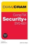 Cover-Bild zu Weiss, Martin M.: CompTIA Security+ SY0-601 Exam Cram (eBook)