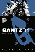 Cover-Bild zu Oku, Hiroya: Gantz 4