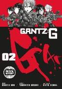Cover-Bild zu Oku, Hiroya: Gantz G Volume 2