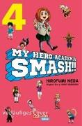 Cover-Bild zu Horikoshi, Kohei: My Hero Academia Smash 4