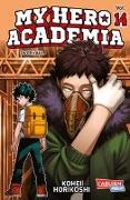 Cover-Bild zu Horikoshi, Kohei: My Hero Academia 14