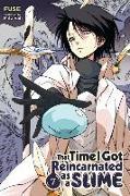 Cover-Bild zu Fuse: That Time I Got Reincarnated as a Slime, Vol. 7 (light novel)
