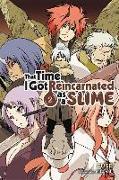 Cover-Bild zu Fuse: That Time I Got Reincarnated as a Slime, Vol. 2 (light novel)