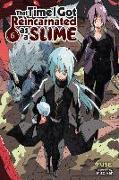 Cover-Bild zu Fuse: That Time I Got Reincarnated as a Slime, Vol. 6 (light novel)