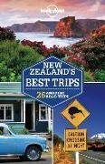 Cover-Bild zu Lonely Planet New Zealand's Best Trips