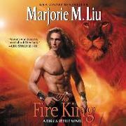 Cover-Bild zu Liu, Marjorie M.: The Fire King: A Dirk & Steele Novel