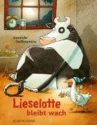 Cover-Bild zu Lieselotte bleibt wach von Steffensmeier, Alexander