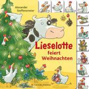 Cover-Bild zu Lieselotte feiert Weihnachten von Steffensmeier, Alexander