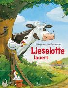 Cover-Bild zu Lieselotte lauert von Steffensmeier, Alexander