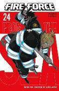 Cover-Bild zu Ohkubo, Atsushi: Fire Force 24