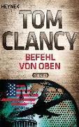 Cover-Bild zu Befehl von oben von Clancy, Tom