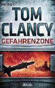 Cover-Bild zu Gefahrenzone von Clancy, Tom