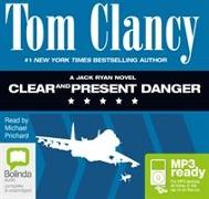 Cover-Bild zu Clear and Present Danger von Clancy, Tom