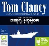 Cover-Bild zu Debt of Honor von Clancy, Tom