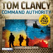 Cover-Bild zu Command Authority (Audio Download) von Clancy, Tom