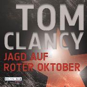 Cover-Bild zu Jagd auf Roter Oktober (Audio Download) von Clancy, Tom